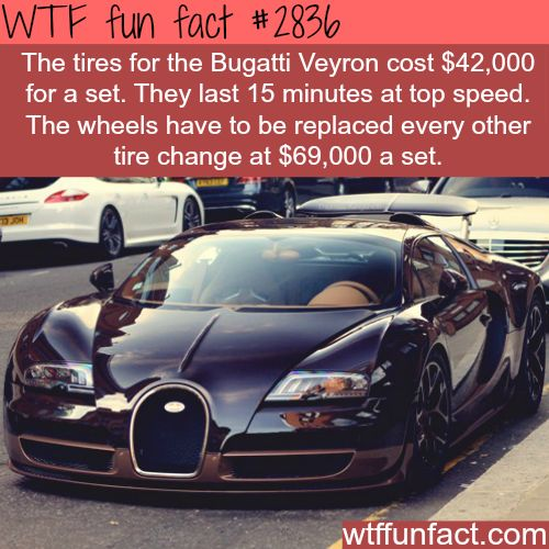 auto quote buggatti veyron the cost of tires wtf fun. Black Bedroom Furniture Sets. Home Design Ideas