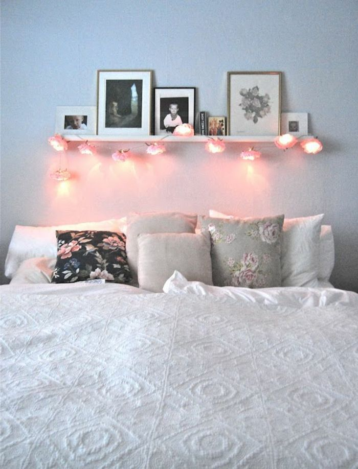 La deco chambre romantique 65 id es originales your num - Idees decoration chambre ...