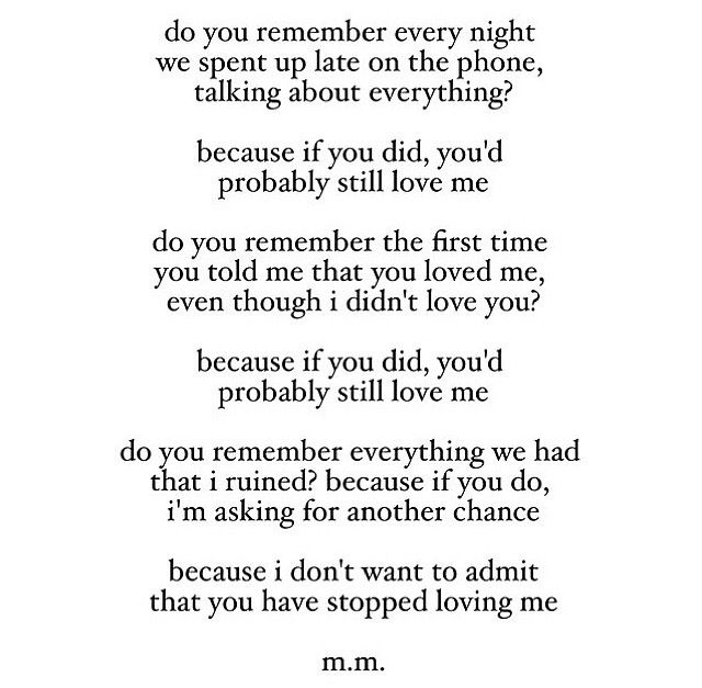 Sad Quotes About Letting Going And Moving On I Still Love You I