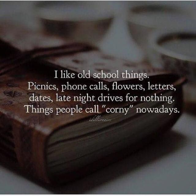 Inspirational Quotes I Like: Inspirational Positive Quotes :I Like Old School Things