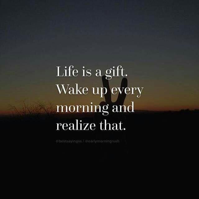 Inspirational Quotes On Life: Inspirational Positive Quotes :Life Is A Gift