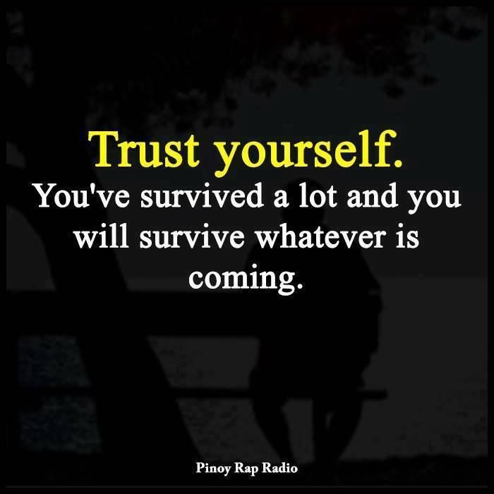 Inspirational Positive Quotes Trust Yourself You Ve