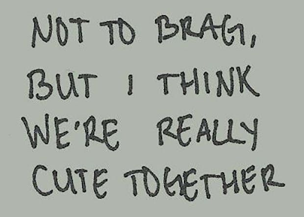 22 Cute Quotes To Send Your Boyfriend When You Cant Get Him Off Mind