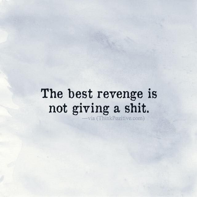 Inspirational Positive Quotes :The best revenge is not ...