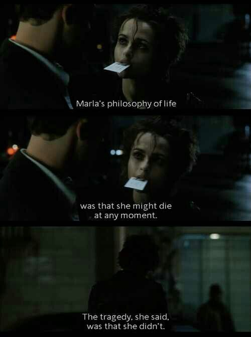 Sad And Depressing Quotes :Fight Club - QuotesViral.net ...