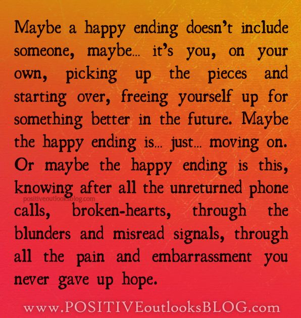 Breaking Up And Moving On Quotes Picking Up The Pieces
