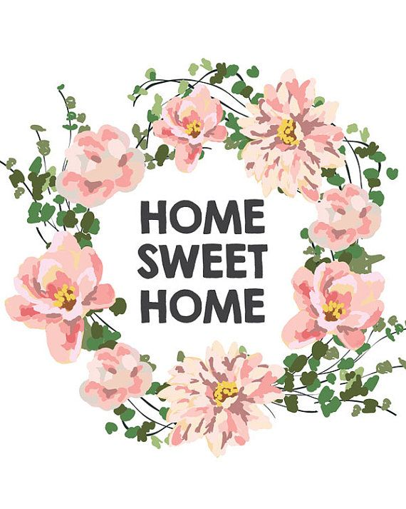 image about Home Sweet Home Printable titled Least difficult Inspirational Guaranteed Offers :Property Adorable Dwelling Quotation