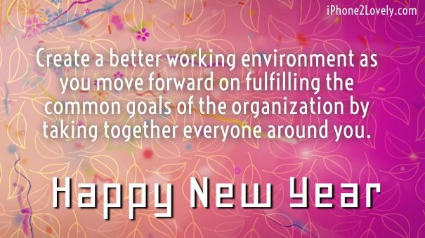 Happy New Year 2018 Quotes :Business Messages New Year ...