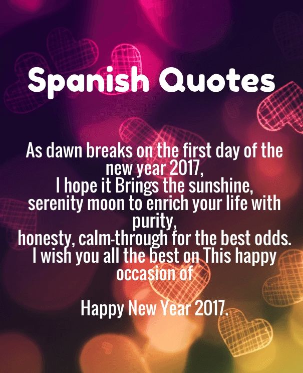 Happy new year 2018 quotes spanish happy new year greetings happy new year 2018 quotes spanish happy new year greetings quotesviral your number one source for daily quotes m4hsunfo