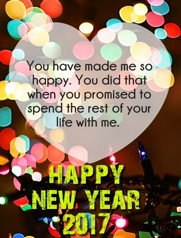 Happy New Year 2018 Quotes :Romantic New Year 2017 Quotes   QuotesViral.net    Your Number One Source For Daily Quotes