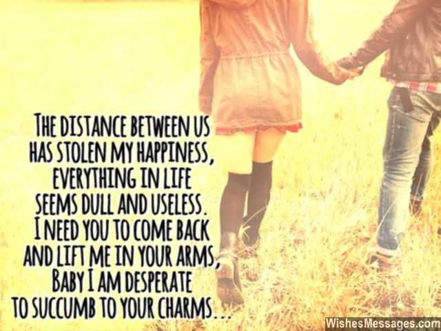 The Distance Between Us Has Stolen My Happiness Everything In Life