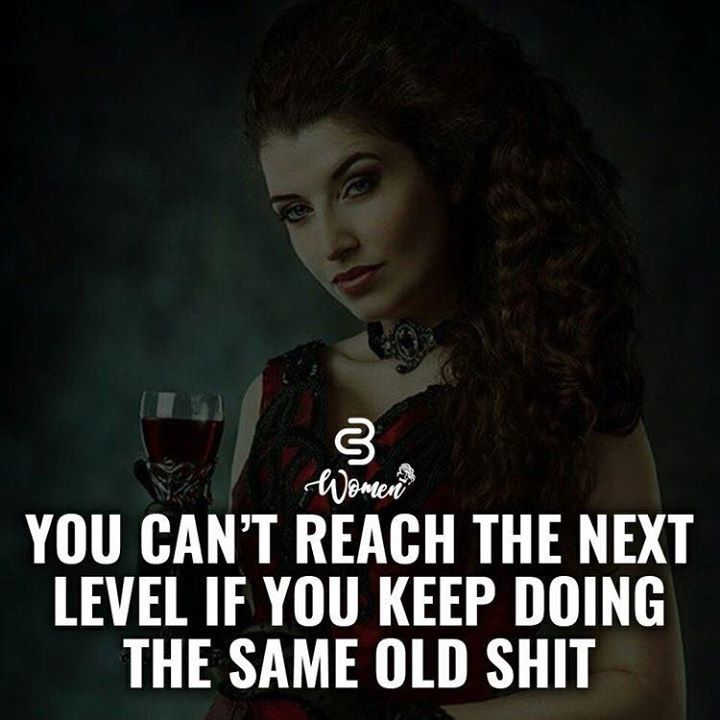 Inspirational Positive Quotes :You cant reach the next level