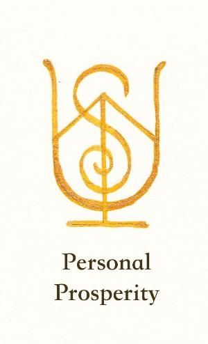 A sigil for personal healing, prosperity, happiness, and joy