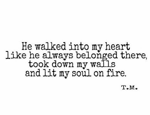 Love & Soulmate Quotes :AND THEN LEFT WITH EVERY EXCUSE HE